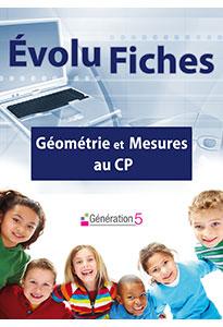 Evolu Fiches - Géométrie et Mesures au CP