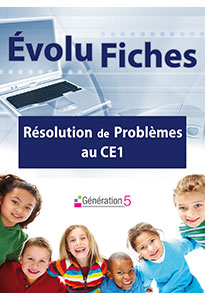 Evolu Fiches - Résolution de problèmes au CE1