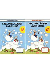 Lire, dire, écrire avec Ludo - Cahiers de l'élève