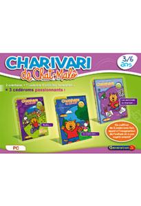 Les aventures de Charivari (coffret de 3 CD-Rom)