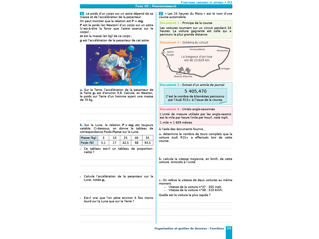 Cahier D Exercices Iparcours Maths 3e Ed 2017