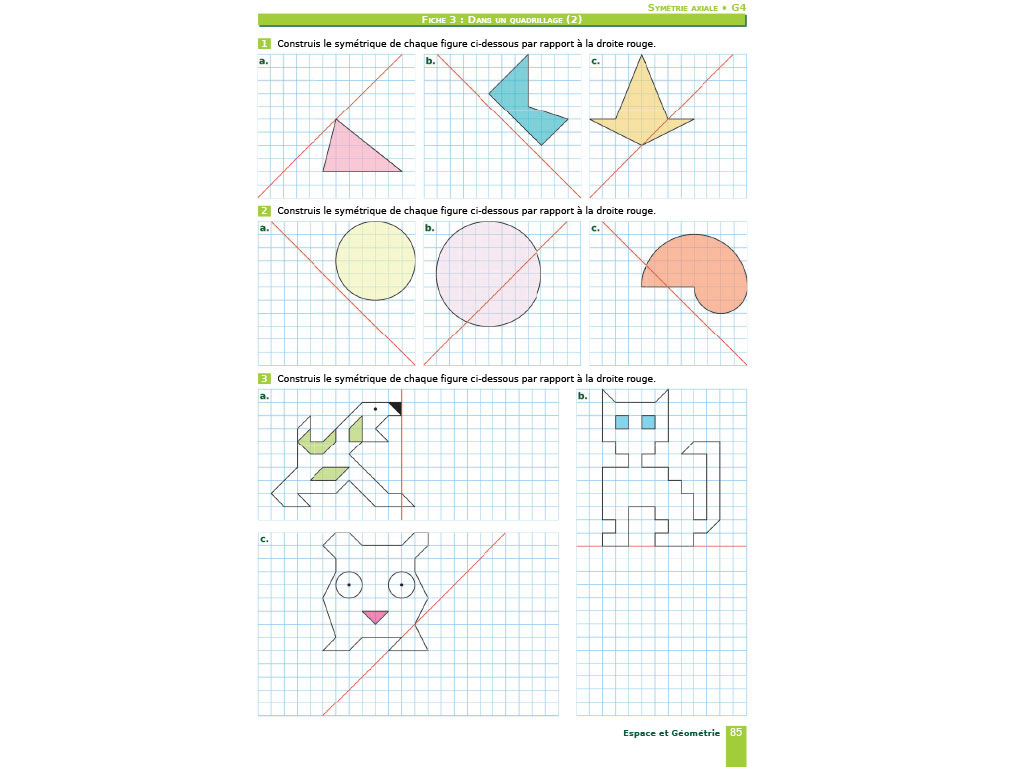 Cahier D Exercices Iparcours Maths 6e Ed 2017