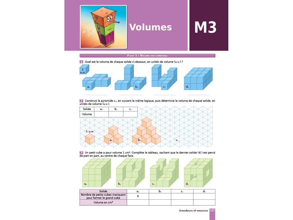 Cahier d'exercices iParcours MATHS 6e (éd. 2017)