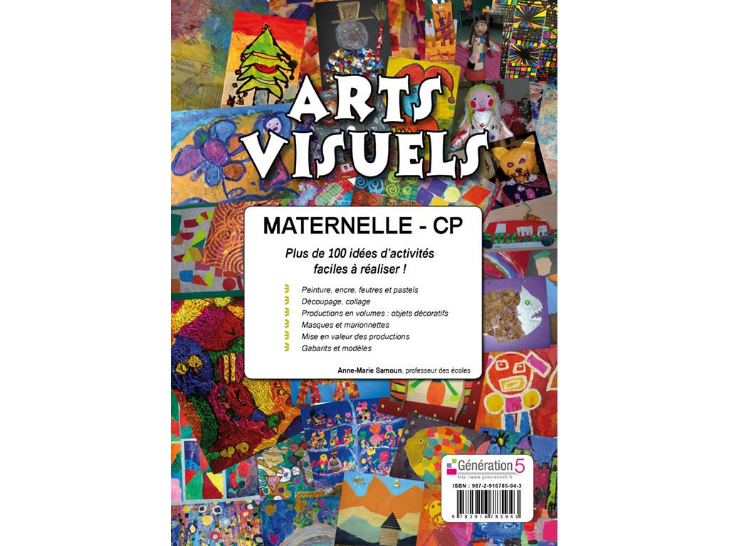 Arts visuels en Maternelle et CP
