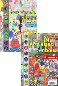 PACK Arts Visuels à l'Ecole (Vol. 1 + Vol.2)