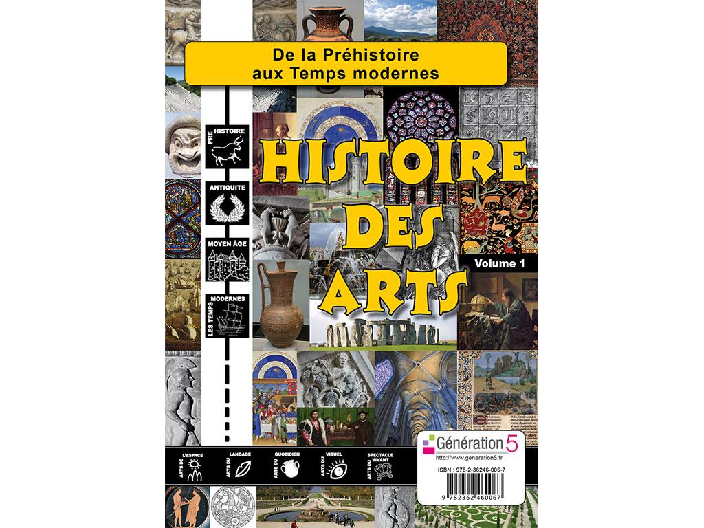 Histoire des Arts - Volume 1
