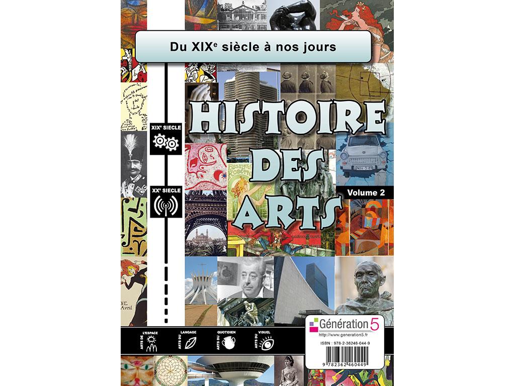 Histoire des Arts - Volume 2