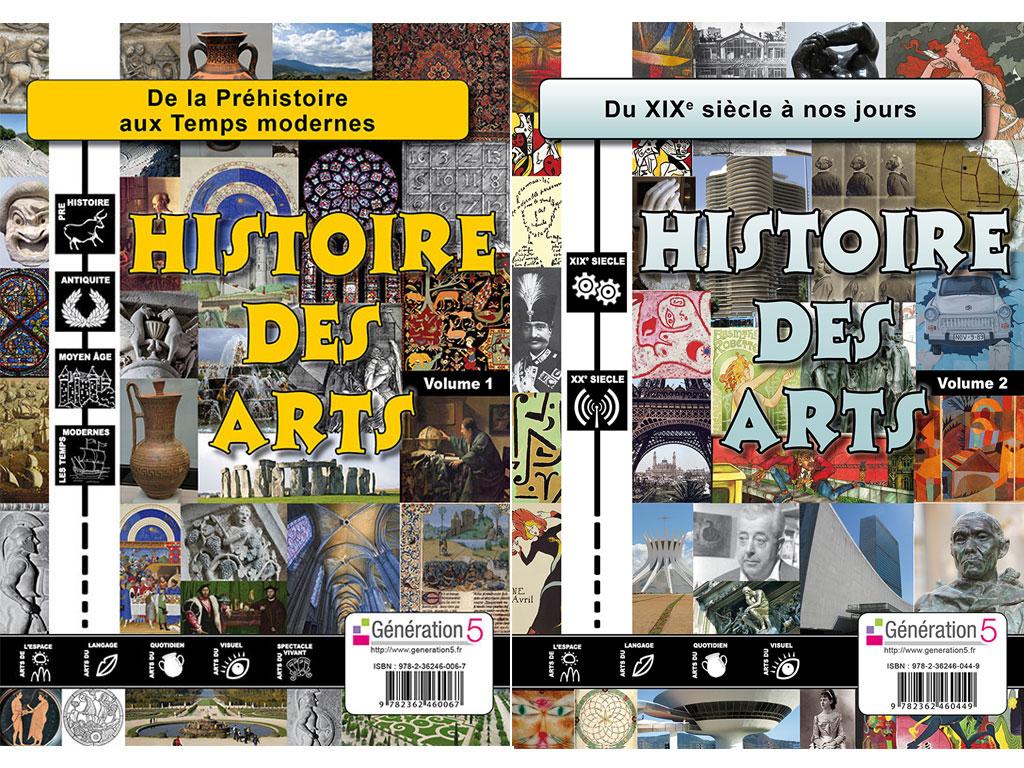 Pack Histoire des Arts