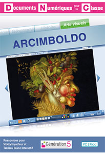 Arcimboldo (Documents Numériques Interactifs)
