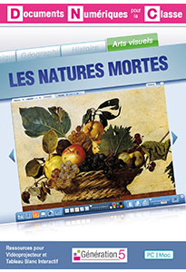 Les Natures mortes (Documents Numériques Interactifs)