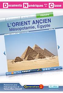L'Orient ancien (Documents Numériques Interactifs)