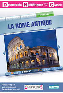 La Rome antique (Documents Numériques Interactifs)