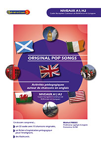 Original Pop Songs