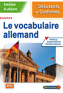 Le vocabulaire allemand - Soutien scolaire