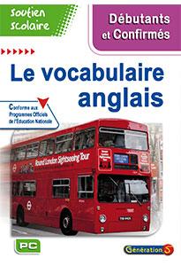 Le vocabulaire anglais - Soutien scolaire