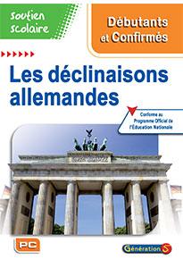 Les déclinaisons allemandes - Soutien scolaire