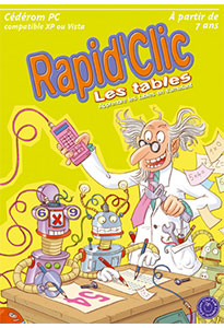 Rapid'Clic - Les tables