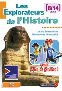 Les Explorateurs de l'Histoire