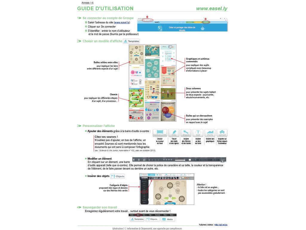 Dossier pédagogique Information et Citoyenneté