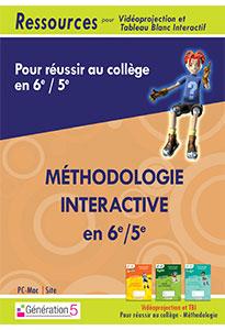 Méthodologie interactive en 6e/5e