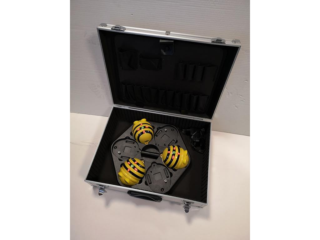 Malette de rangement des robots Bee-Bot
