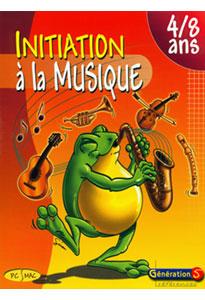 Initiation à la musique (4-7 ans)