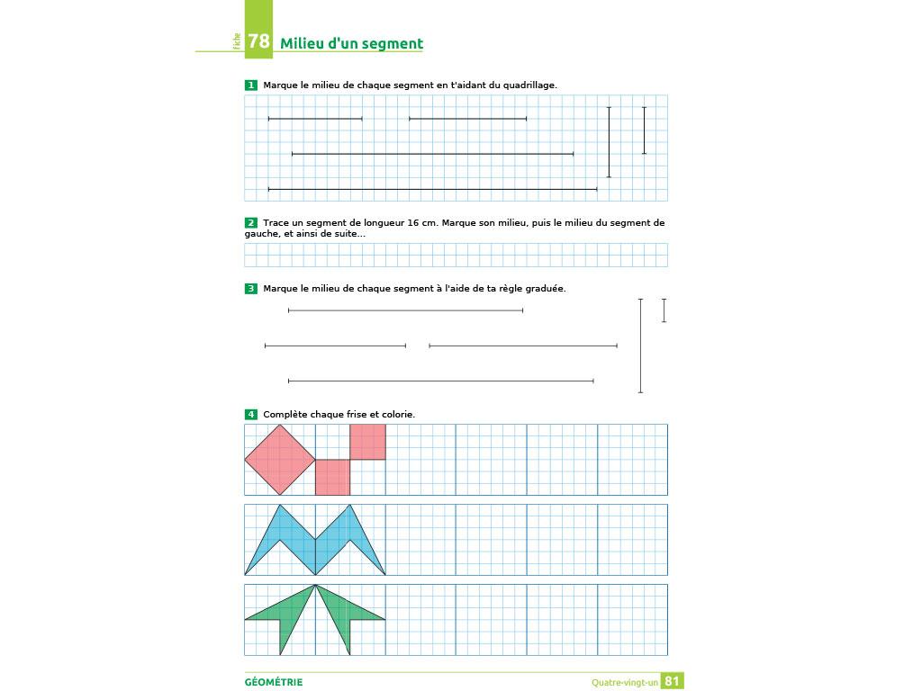 Cahier d'exercices iParcours MATHS CE2 (éd. 2018)