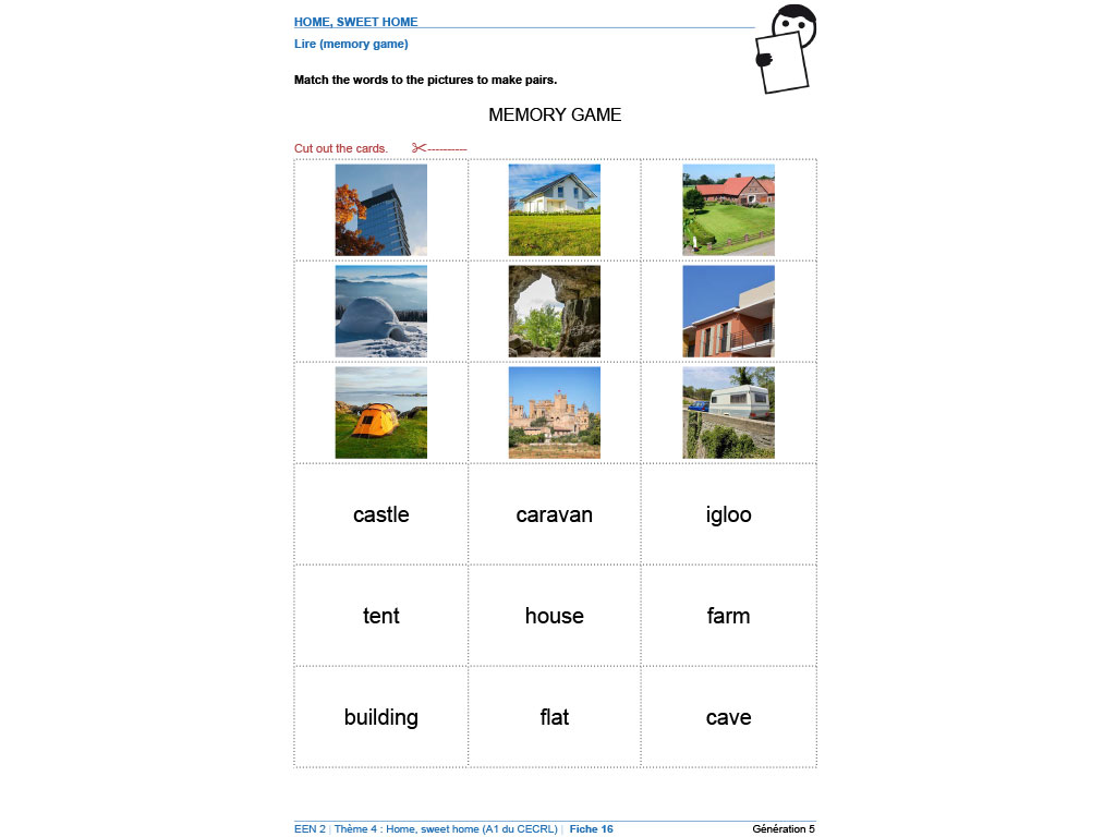 Apprendre L Anglais Cycle 3