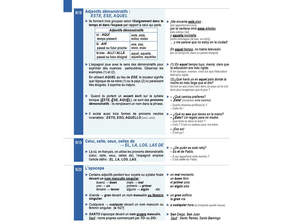Règles - Groupe nominal