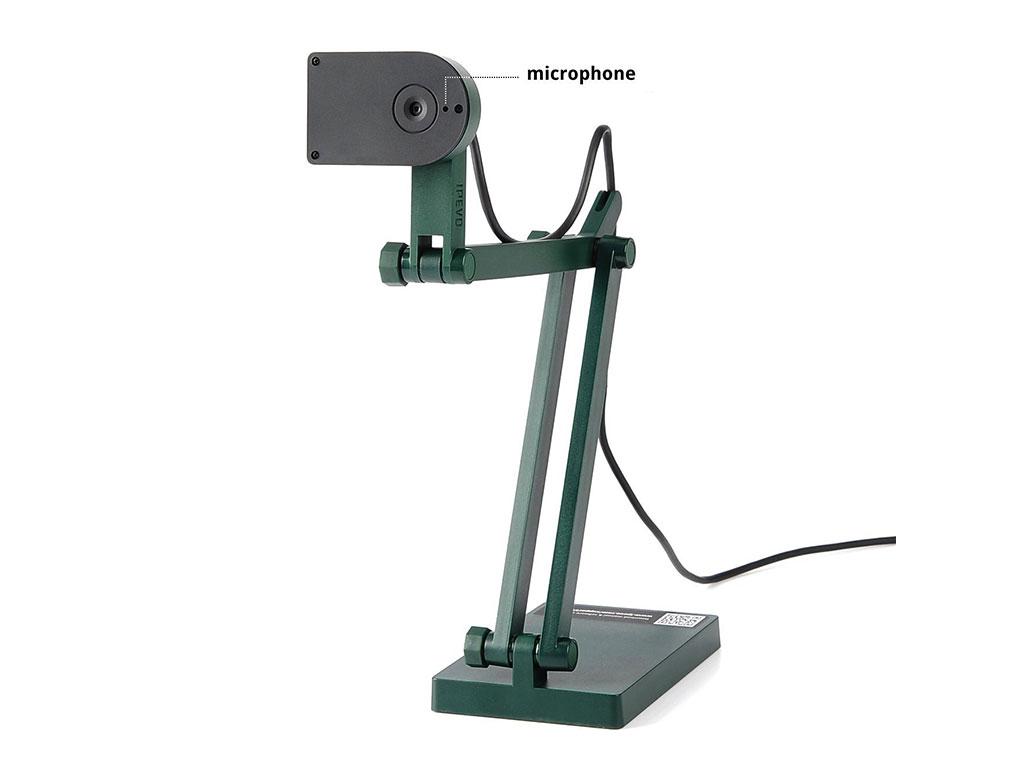 Microphone du visualiseur V4K