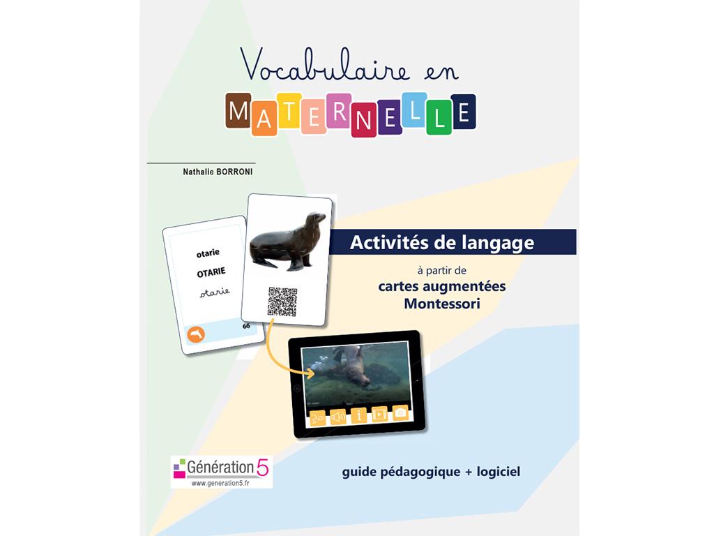 Dossier pédagogique Vocabulaire en Maternelle