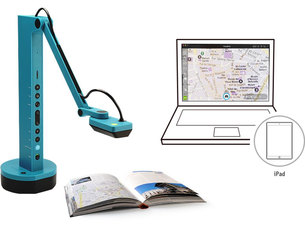 Présentation visualiseur G5-VZ-X sans fil