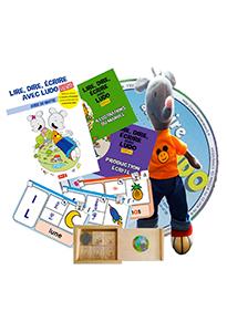 Kit complet Méthode de lecture Ludo Edition 2020