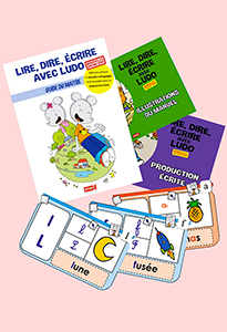 Kit de Base Méthode de lecture Ludo Edition 2020