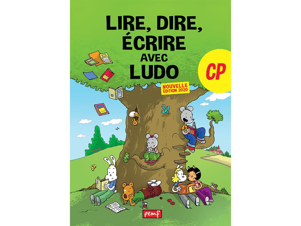 Manuel de l'élève - Méthode de lecture Ludo Edition 2020