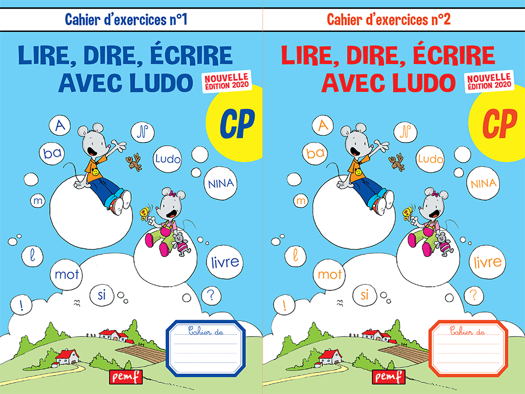 2 Cahiers Ludo