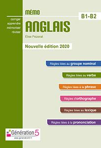 Mémo anglais B1-B2 (édition 2020)