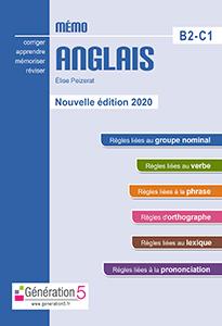 Mémo anglais B2-C1 (édition 2020)