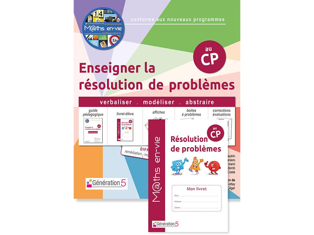 Enseigner la résolution de problèmes au CP