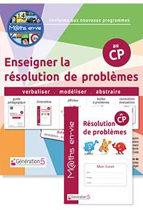 M@ths en-vie - Enseigner la résolution de problèmes au CP