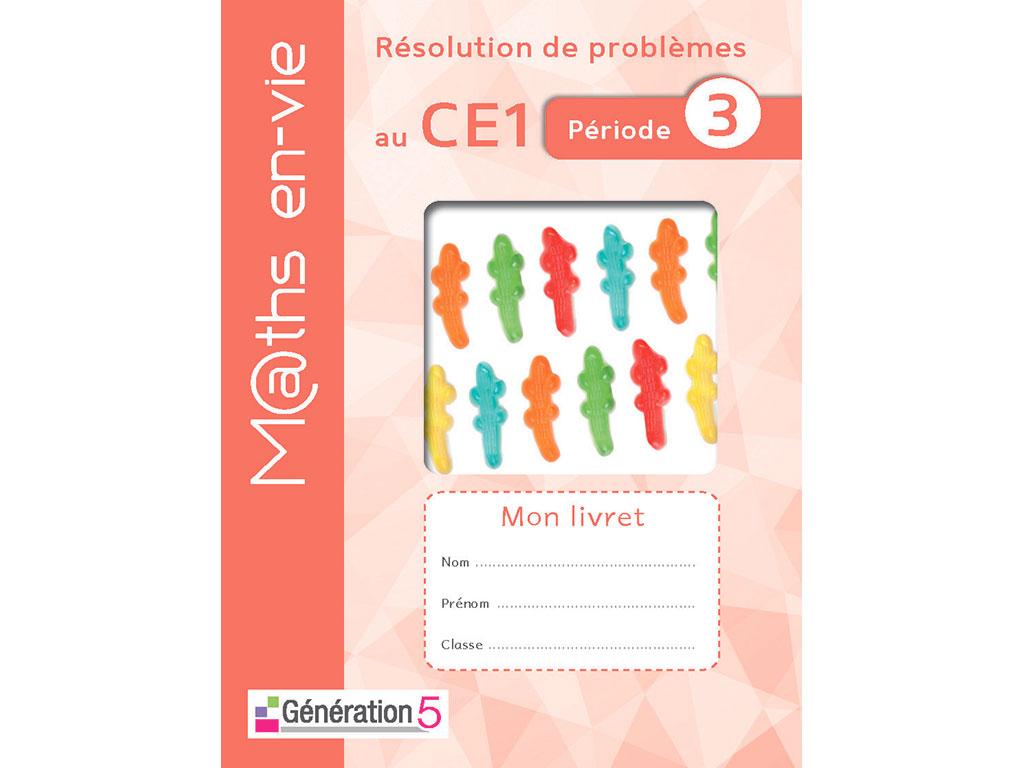 Livret élève - Enseigner la résolution de problèmes au CE1
