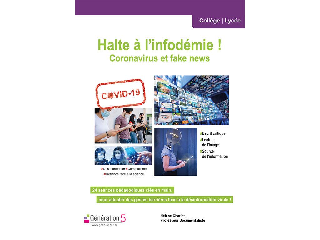 Halte à l'infodémie - Coronavirus et fakenews