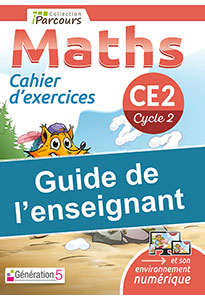 Guide de l'enseignant iParcours MATHS CE2