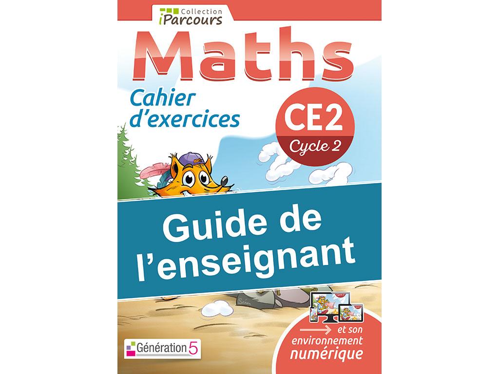 iParcours maths CE2 - Guide de l'enseignant