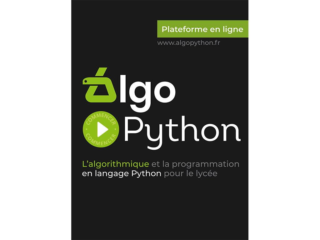 Plateforme en ligne AlgoPython
