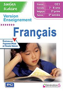 Soutien scolaire Français CE1