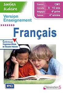 Soutien scolaire Français CM1