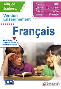 Soutien scolaire Français CM2