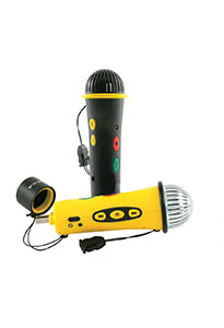 Microphone MP3