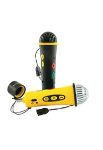 Microphone MP3